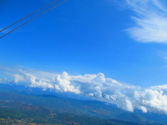Alas del Hombre: Las maravillosas nubes