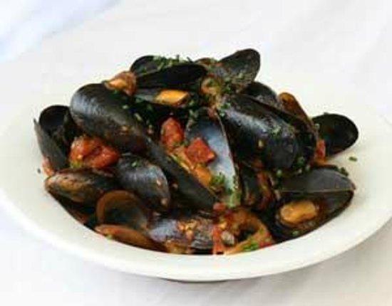 Vinnie's Italian Restaurant: Mussels marinara