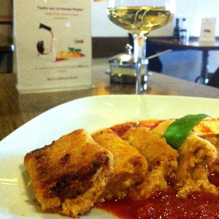 Oblico Cafe' : The best pasta