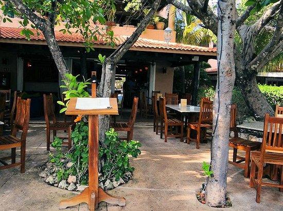 Hippos Marina Lounge: Hippo's Patio