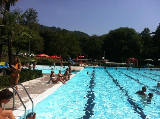 Hotel I Grappoli: piscina