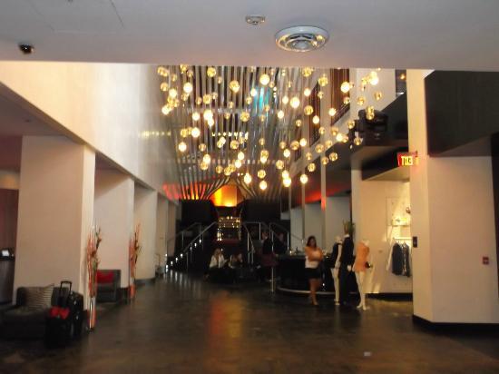 W Atlanta Midtown: lobby