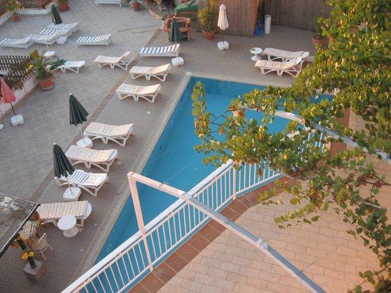 Hotel Parco Osiride : piscina