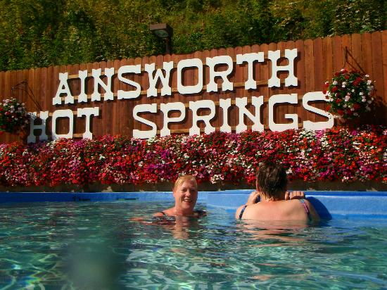 Ainsworth Hot Springs Resort 사진