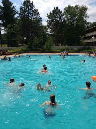 Telemark Resort & Convention Center: Outdoor Swimming Pool