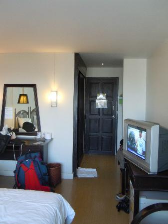 Roma Hotel: Camera da letto