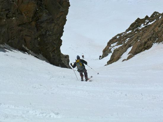 Tyrolean Lodge: Backcountry Skiing abounds