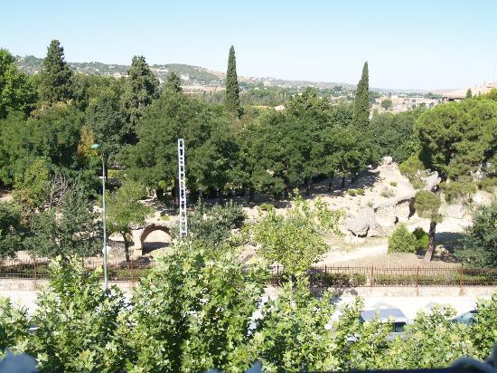 Hostal Los Guerreros: ruinas del circo romano