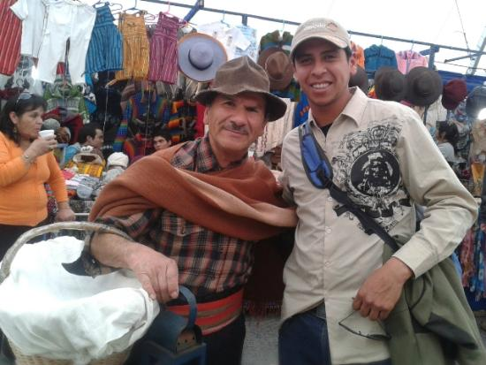 """Al Ramirez Wine Tours: Typical Character in the Valparaíso Culture, """"El Motemei"""""""