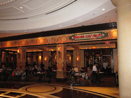 Grand Lux Cafe Venetian Breakfast Buffet