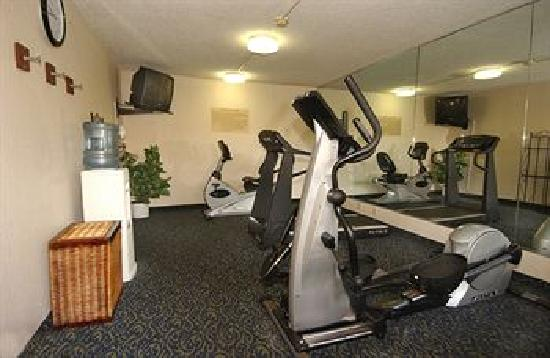 WOW Resort: Fitness Room