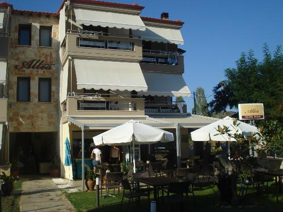 Allea Hotel Apartments Toroni: hotel