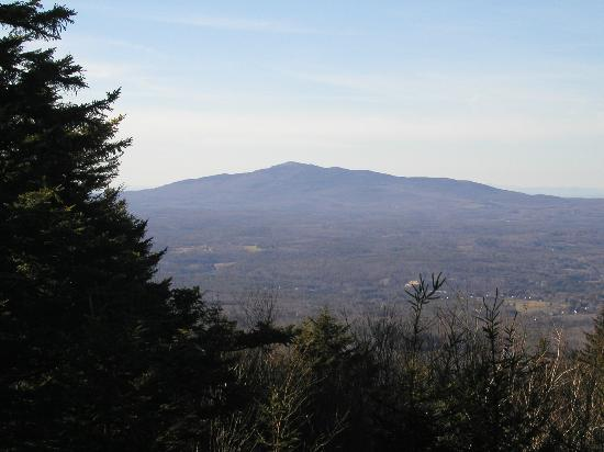Mount Monadnock State Park: Monadnock in the distance.