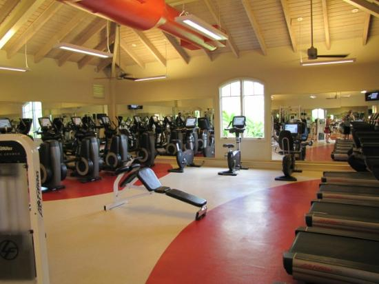 aa72c1f1a Fitness Room - Picture of Sandals South Coast