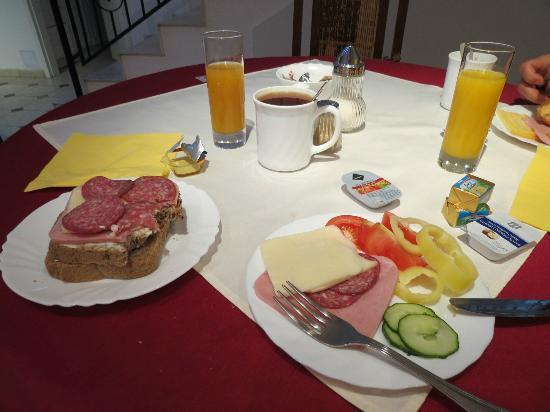 Hotel Nadix: Dining room