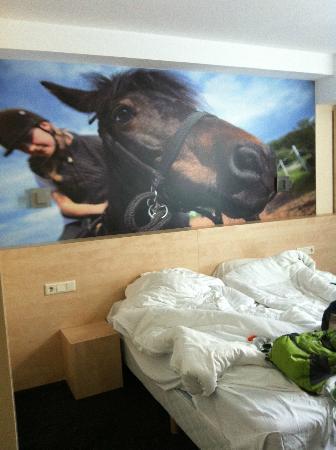Hotel Iron Horse: camera