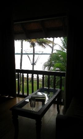 Lemon Tree Vembanad Lake Resort: Good morning nature... view from the room