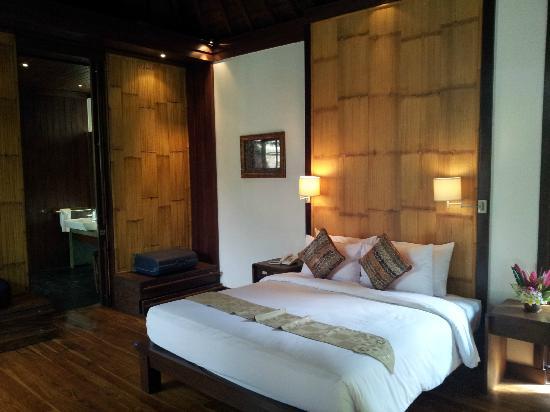 Angin Sepoi Resort: Notre chambre