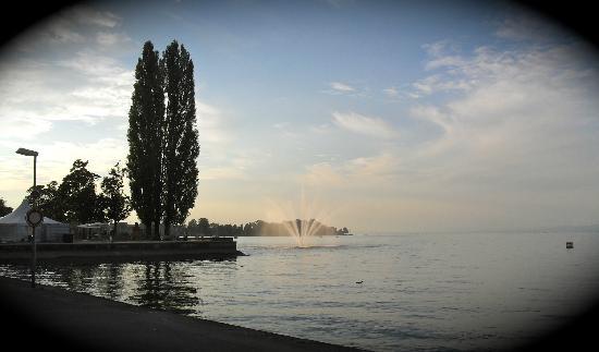 Baeren - Das Gaestehaus: Lac de Constance à Rorschach (St-G)