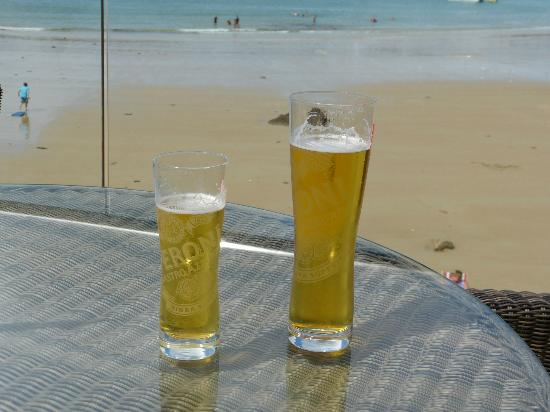 The Beach House: Ice cold heaven!