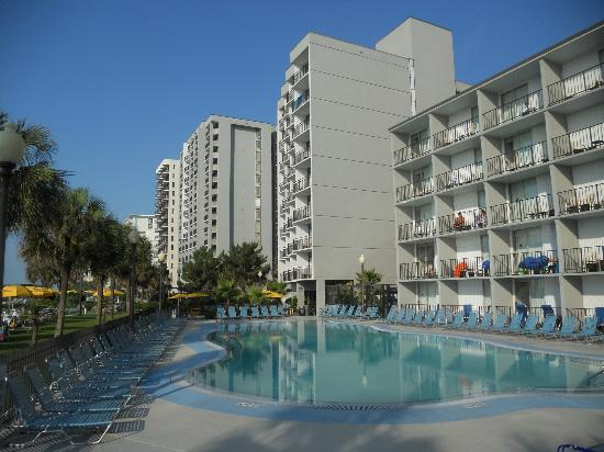 Dayton House Resort: Main Pool