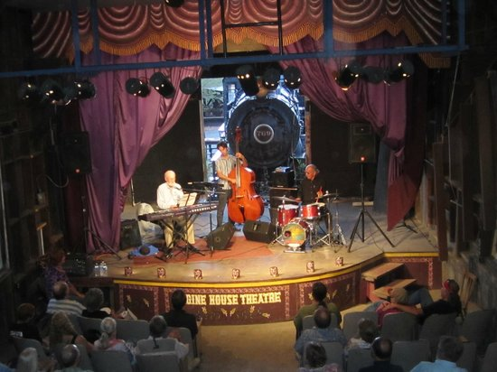 Engine House Theatre: Concert inside the theatre