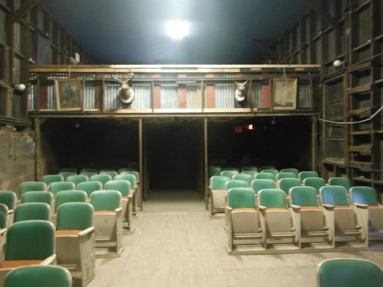 Engine House Theatre: Over 100 seats...