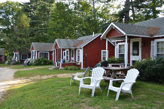 the cottages picture of old red inn cottages north conway rh tripadvisor co za cabins in north conway nh for rent old red inn & cottages north conway nh