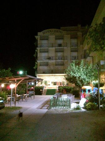 hotel belsoggiorno - Picture of Hotel Belsoggiorno, Cattolica ...