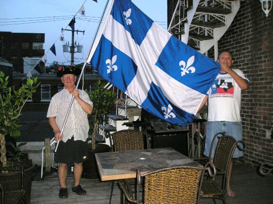 写真Couette et Cafe a la Quebecoise枚