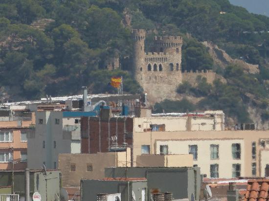 Hotel Samba : le chateau de loret
