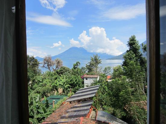 Lush Atitlan/Hotel Aaculaax: View