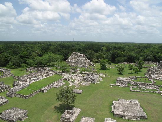 Mayapan Mayan Ruins : Mayapan