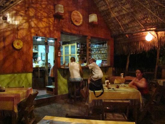 Restaurantde El Mare: Ideal para platucar con Mauro, genial chef y mejor amigo