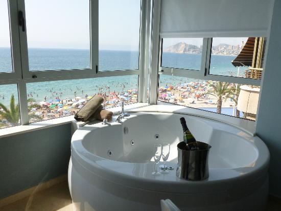 Villa Del Mar Hotel : view from 301 Fab room
