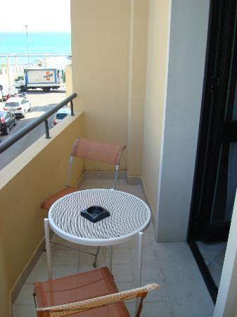 Hotel Miramare Otranto : balcone camera