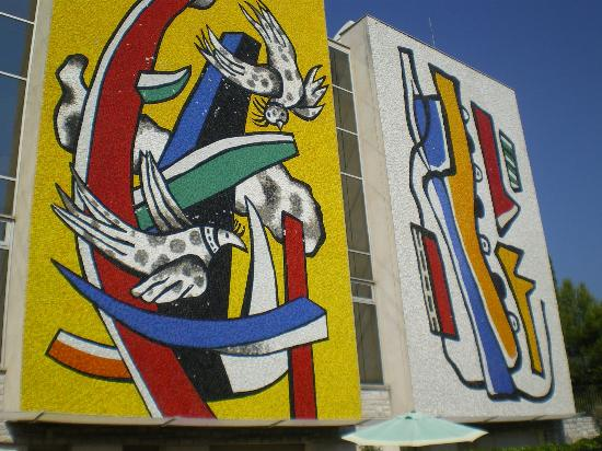 Musee National Fernand-Leger: Museum