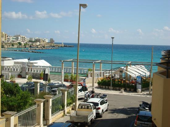 Hotel Miramare Otranto : vista hotel