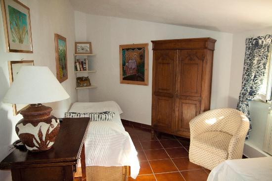 B&B Villa le Giare nella Tuscia: Linden room