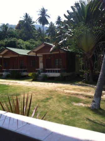 Blue Lotus Resort: view