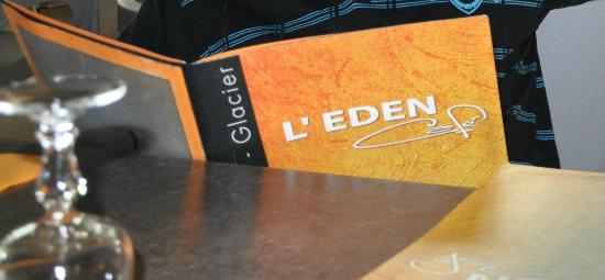 L'eden Cafe : La carte superbement garnie