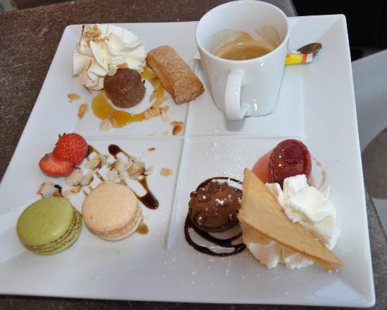 L'eden Cafe: Un café gourmand fameux