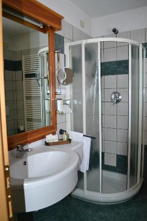 Bivio Hotel: il bagno