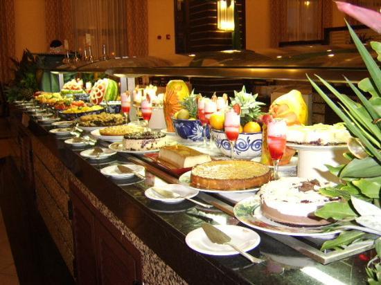 Food Display 1 Picture Of Hotel Riu Guanacaste Playa Matapalo