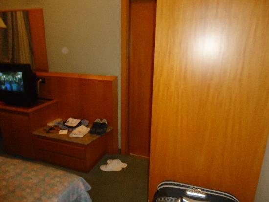 Hotel Ranieri: Entrance