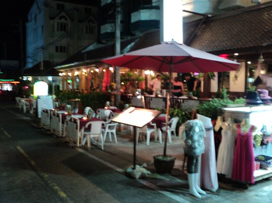 Karon Cafe Steakhouse & Thai Cuisine: Karon Cafe 23 years of Safe clean Steak Dining in the Heart of Karon