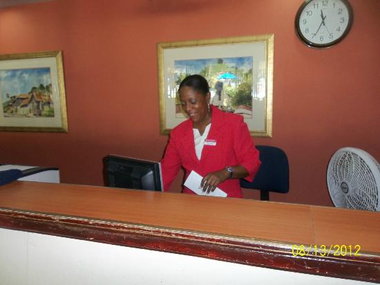 Turtle Beach by Rex Resorts: friendly staff