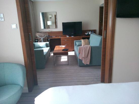 Hilton Garden Inn Hotel Krakow: suite