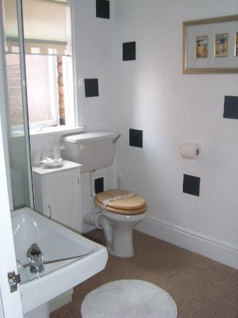 St Michael's Guest House: Twin Room Bathroom