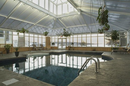 Auberge West Brome: Indoor Pool